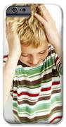 Head Lice IPhone Case by Ian Boddy