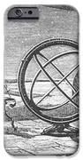 Hipparchus, Greek Astronomer IPhone Case by Science Source