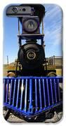 Historic Jupiter Steam Locomotive IPhone Case by Gary Whitton