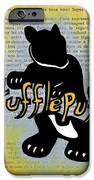 Hufflepuff Badger IPhone Case by Jera Sky