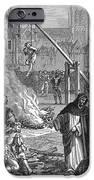 Huguenots: Persecution IPhone Case by Granger