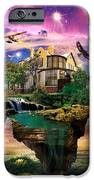 Imagination Home IPhone Case by Pierre Louis