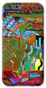 Improvisation IPhone Case by Mindy Newman