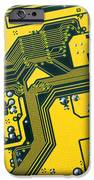 Integrated Circuit IPhone Case by Carlos Caetano