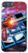 Internet Terrorism IPhone Case by Victor Habbick Visions
