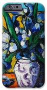 Irises IPhone Case by Mona Edulesco