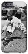 Jackie Robinson (1919-1972) IPhone Case by Granger