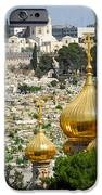 Jerusalem Church Of St Mary Magdalene  IPhone Case by Eva Kaufman