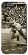 Jesse Owens IPhone Case by American School