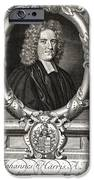 John Harris, English Writer IPhone Case by Middle Temple Library