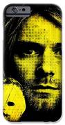 Kurt Cobain IPhone Case by Ankeeta Bansal
