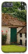 La Pillebourdiere Old Farm Outbuildings In The Loire Valley IPhone Case by Louise Heusinkveld