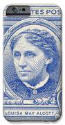 Louisa May Alcott (1832-1888) IPhone Case by Granger