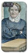 Lydia Maria Child (1802-1880) IPhone Case by Granger