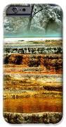 Mammoth Terrace - Yellowstone IPhone Case by Ellen Heaverlo