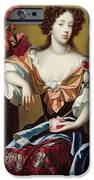 Mary Of Modena  IPhone Case by Simon Peeterz Verelst