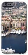 Monaco Harbour IPhone Case by Marlene Challis