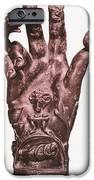 Mythological Hand IPhone Case by Photo Researchers