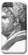 Nero (37-68 A.d.) IPhone Case by Granger