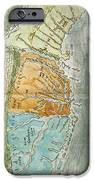 New England To Virginia, 1651 IPhone Case by Photo Researchers