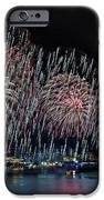 New York City Celebrates The 4th IPhone Case by Susan Candelario