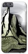 Old Drawing Called Serenity  IPhone Case by Colette V Hera  Guggenheim