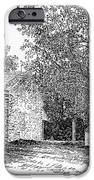 Old Quaker Meeting House IPhone Case by Granger