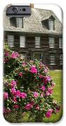 Olson House With Flowers IPhone Case by Theresa Willingham