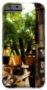 Pan For Gold In Old Tuscon Arizona IPhone Case by Susanne Van Hulst