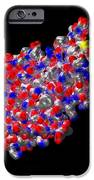 Panton-valentine Toxin IPhone Case by Dr Mark J. Winter