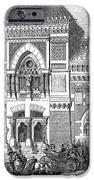 Philadelphia: Museum, 1876 IPhone Case by Granger