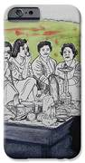 Picnic In The Mountains IPhone Case by Marwan George Khoury