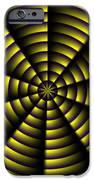 Pinwheel IPhone Case by Christopher Gaston