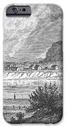 Pittsburgh, 1790 IPhone Case by Granger