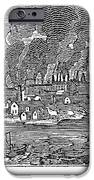 Pittsburgh, 1836 IPhone Case by Granger