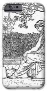 Plato (c427-c347 B.c.) IPhone Case by Granger
