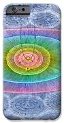 Plurality Of Worlds Leonhard Euler IPhone Case by Science Source
