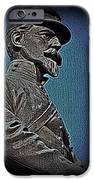 Portrait 29 American Civil War IPhone Case by David Dehner