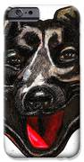 Portrait Of A Pooch IPhone Case by Al Goldfarb