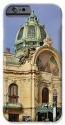 Prague Obecni Dum - Municipal House IPhone Case by Christine Till