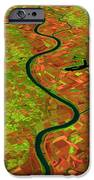 Pre-flood Missouri River IPhone Case by Nasagoddard Space Flight Center