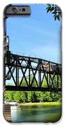 Prescott Lift Bridge IPhone Case by Kristin Elmquist