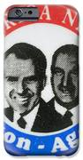 Presidential Campaign:1972 IPhone Case by Granger