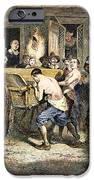 Puritans: Punishment, 1670s IPhone Case by Granger