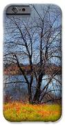 Quarry Lakes In Fremont California . 7d12636 IPhone Case by Wingsdomain Art and Photography