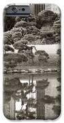 Quiet Moment In Tokyo IPhone Case by Carol Groenen