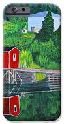 Reflections H D R IPhone Case by Barbara Griffin