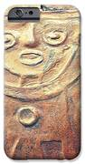 Relief Art In Earthtones IPhone Case by Artist and Photographer Laura Wrede