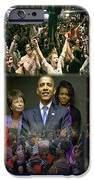 Respectfully Yours..... Mr. President 2 IPhone Case by Terry Wallace
