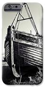 Retired Fishing Boat IPhone Case by Sharon Lisa Clarke